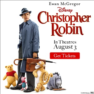 Christopher Robin On Sale Now
