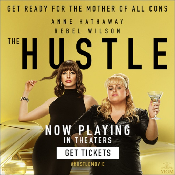 The Hustle Now Playing