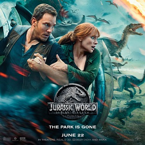 Jurassic World Fallen Kingdom Now On Sale