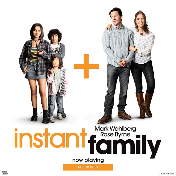 Instant Family now On Sale