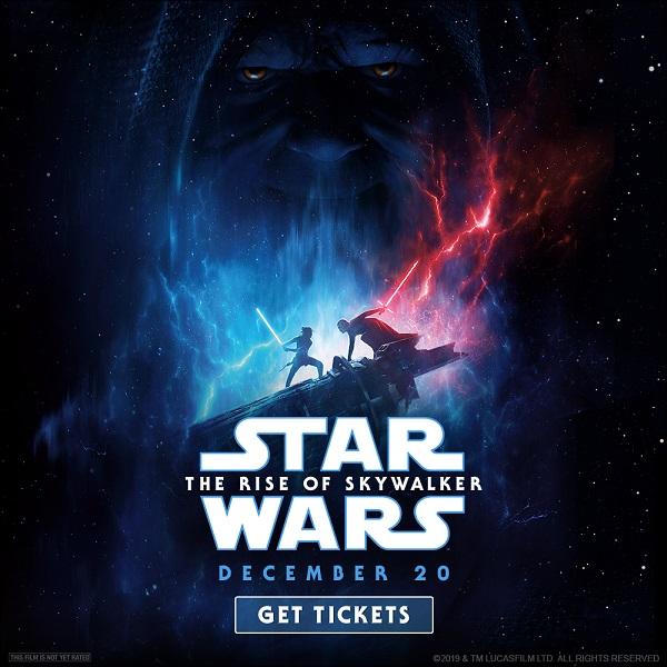 Star Wars Rise Of Skywalker Now On Sale