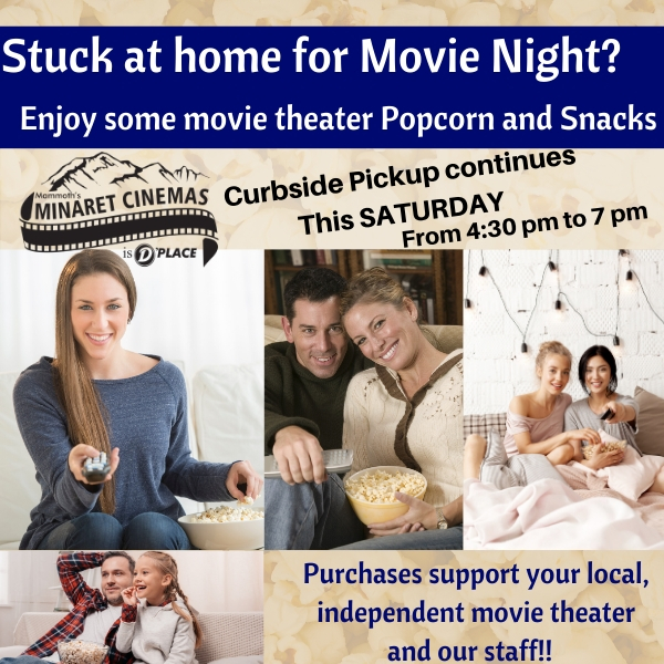 Popcorn Pick up program