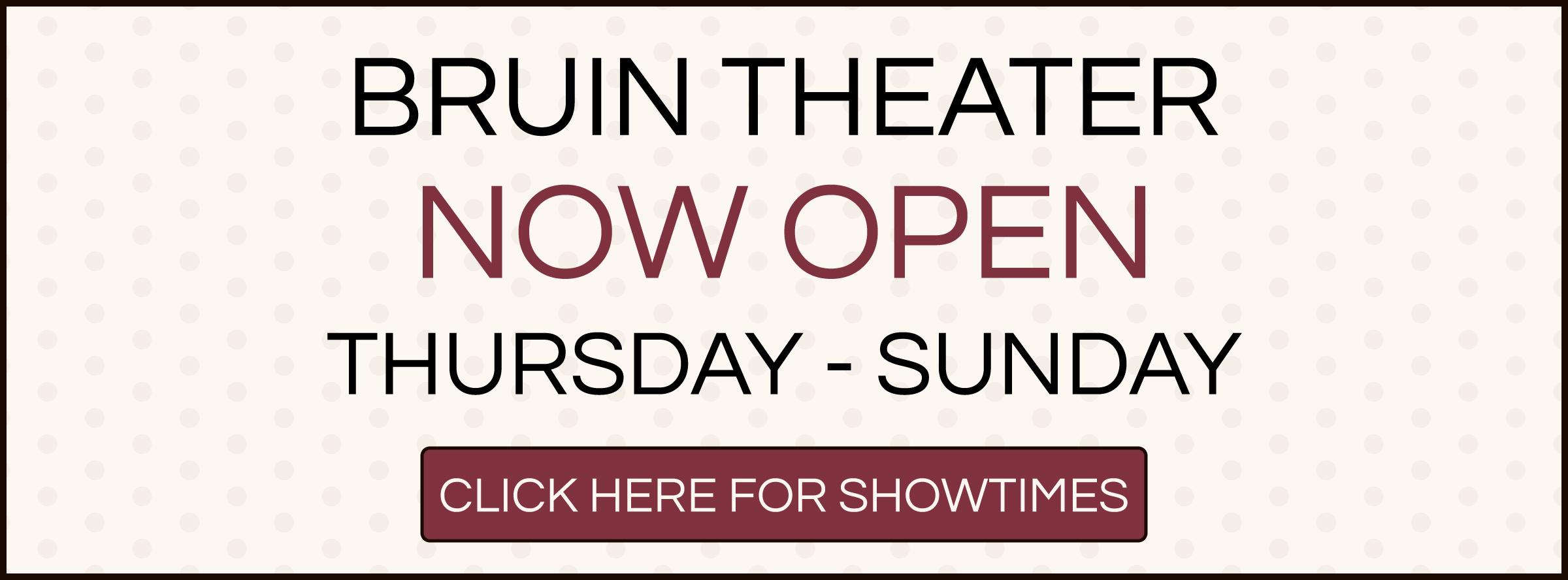 Bruin-Theater