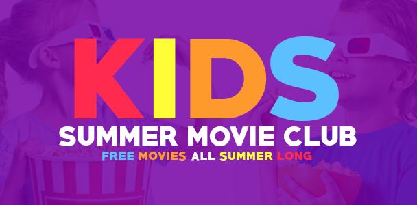 Kids Summer Movies
