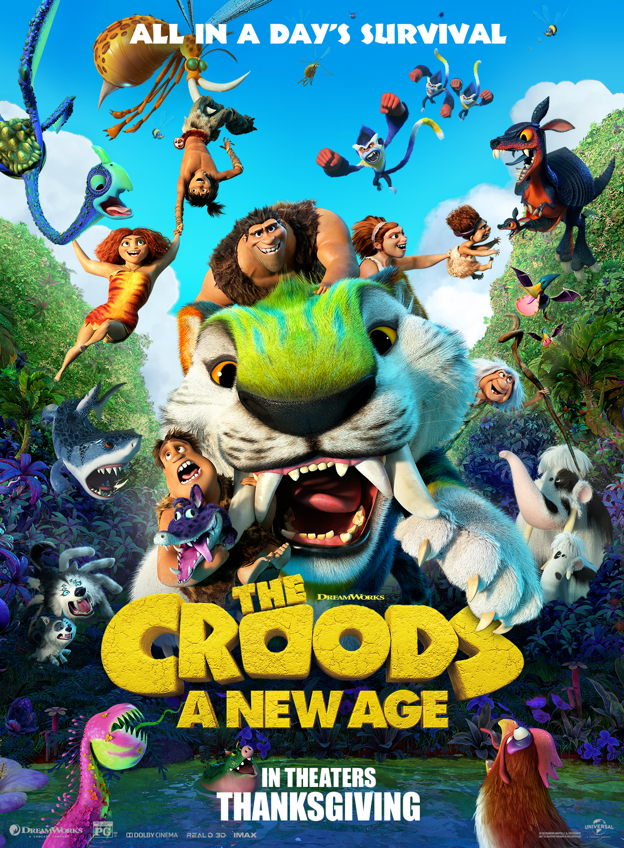 The Croods: A New A...