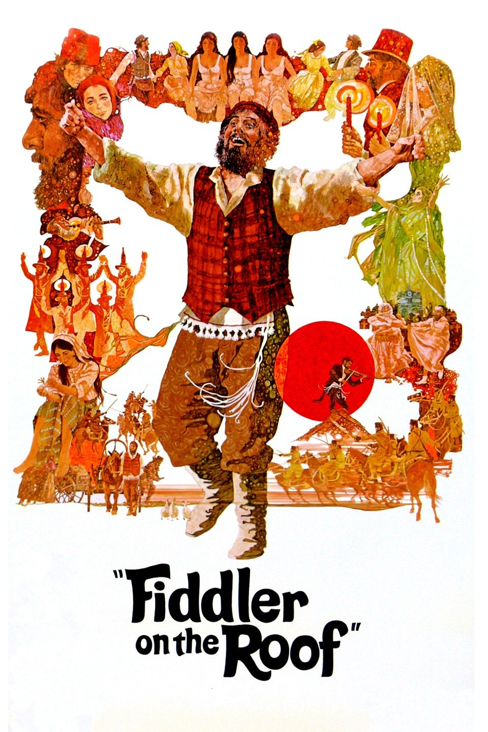 Fiddler on the Roof (1971) presented by TCM