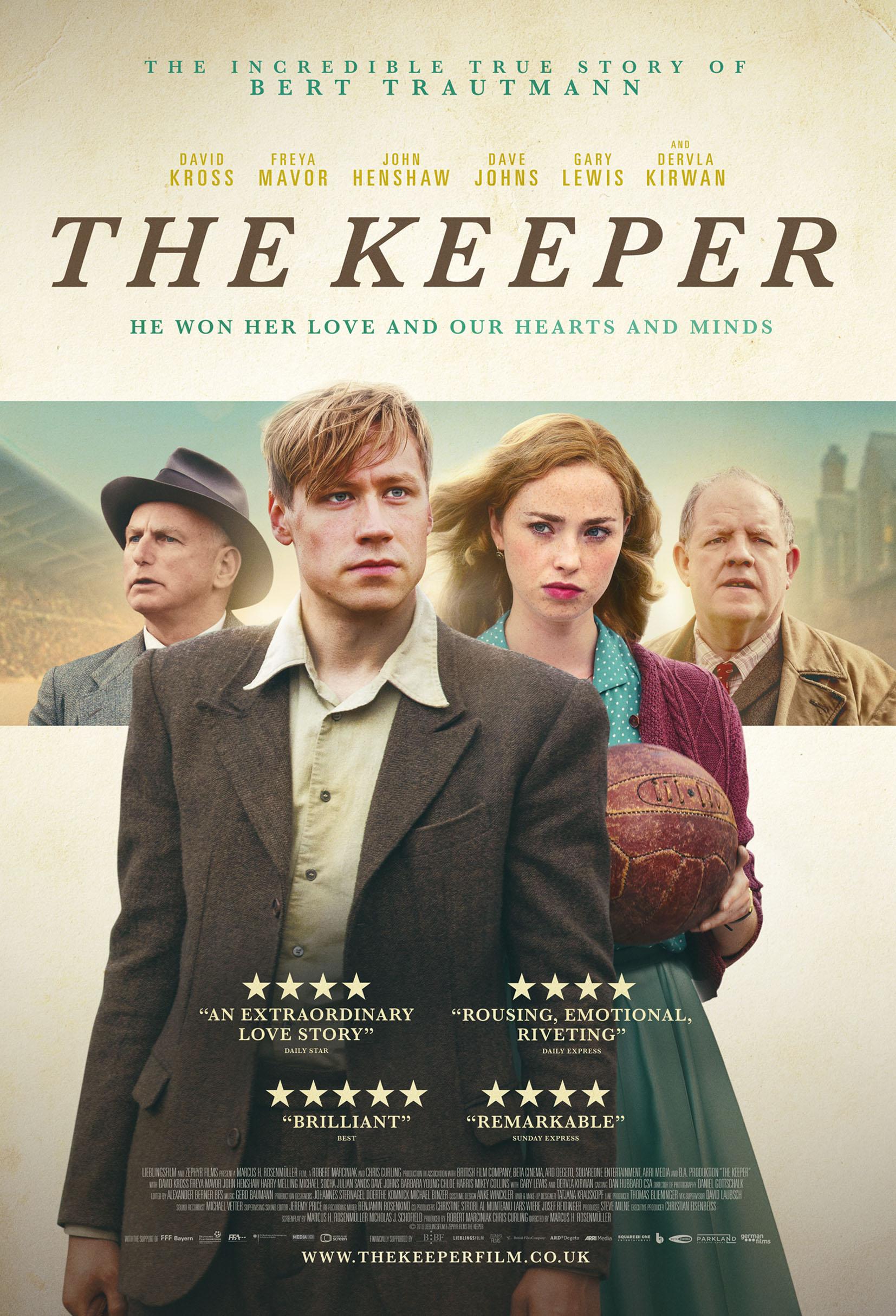 The Keeper (Trautma...