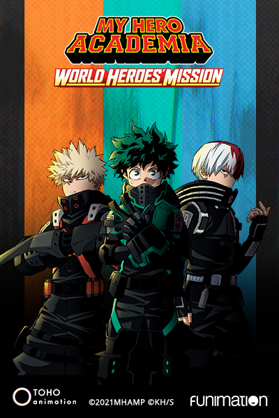 My Hero Academia: W...