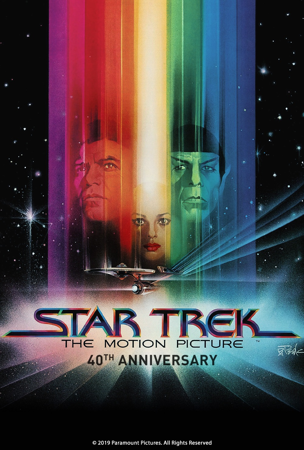 Star Trek: The Motion Picture (1979) 40th Annivers