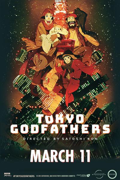 Tokyo Godfathers (2...