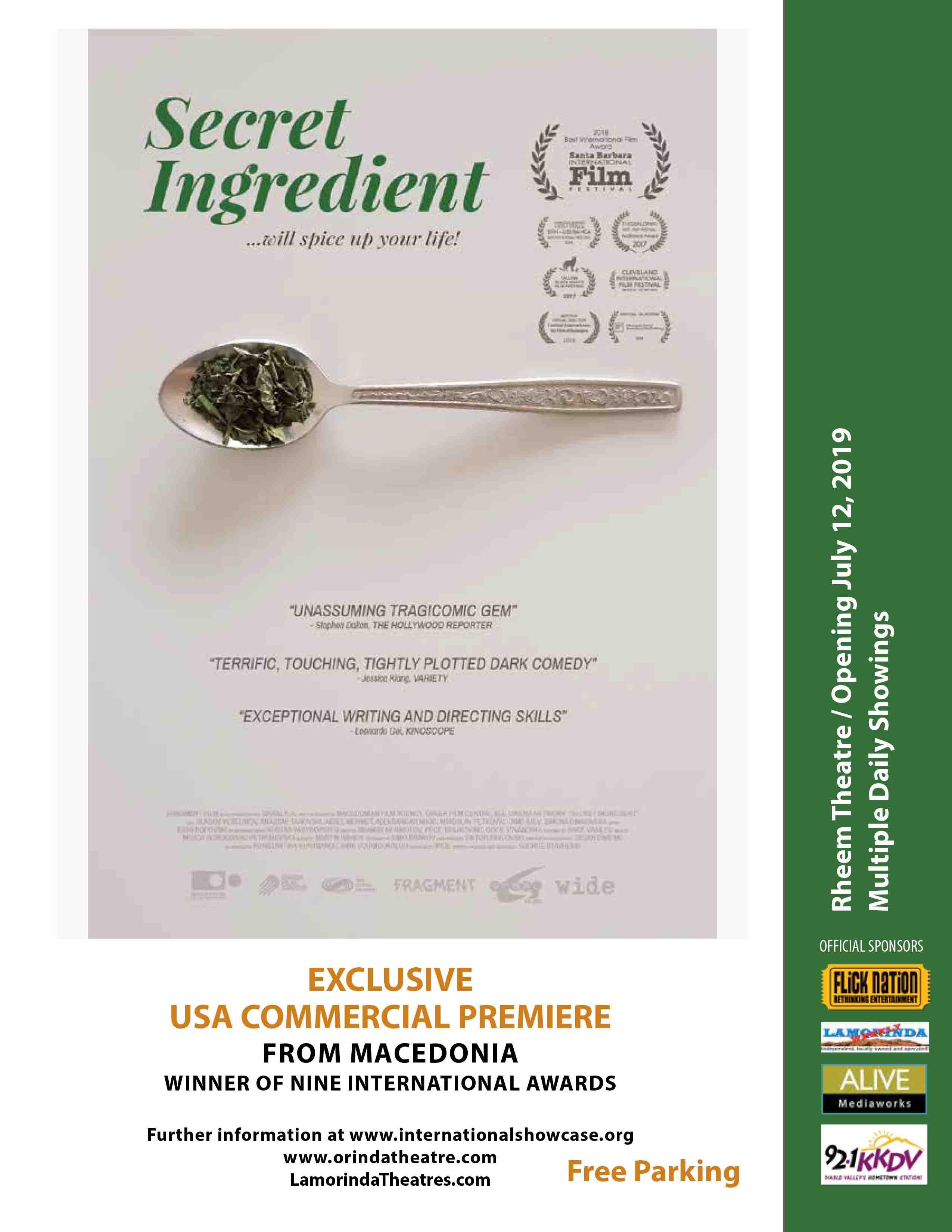 Secret Ingredient (Iscelitel)