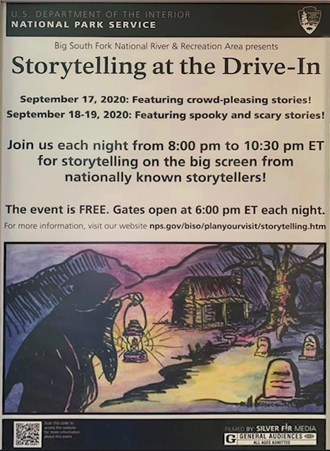 Storytelling Presented by National Park Service
