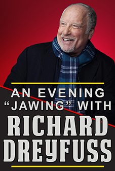 Poster of An Evening Jawing with Richard Dreyfu...