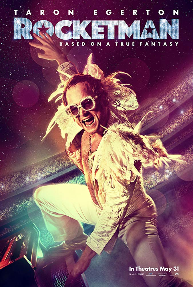 Poster of Rocketman