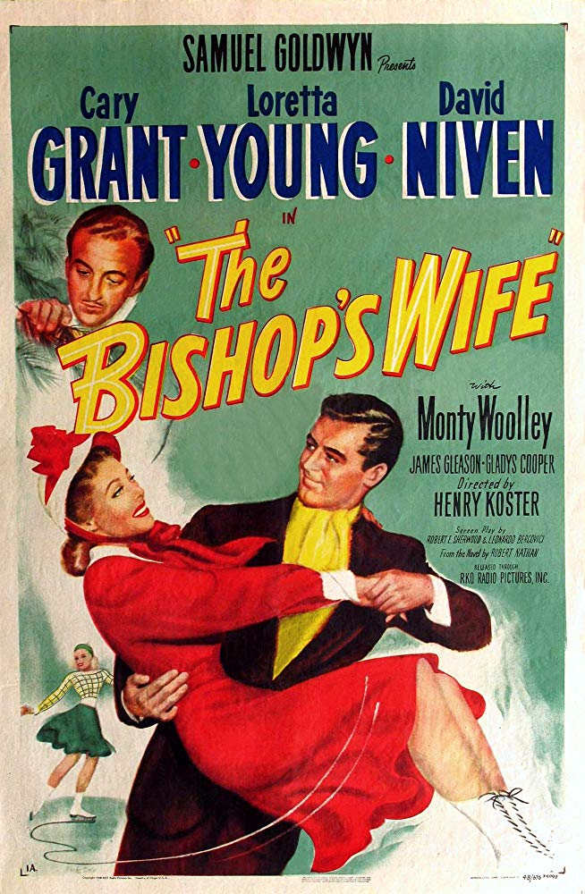 Poster of The Bishop's Wife