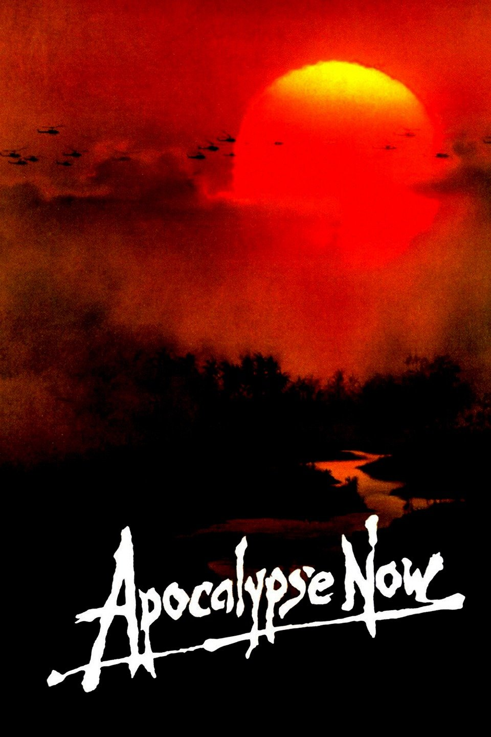 Poster for Apocalypse Now Final Cut