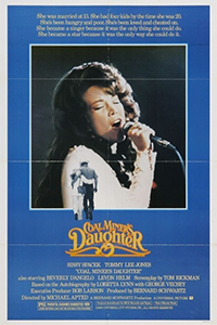 Poster for Coal Miner's Daughter