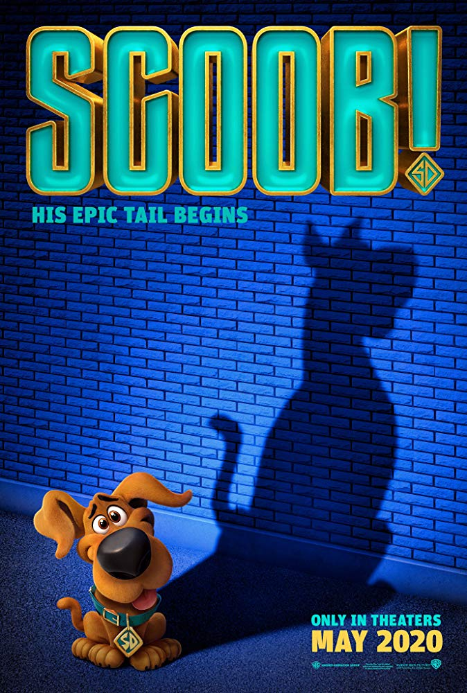 Poster of Scoob!