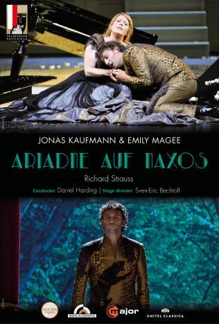 Salzburg Festival: Ariadne auf Naxos Poster