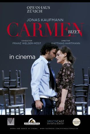 Zurich Opera House: Carmen (2008) Poster
