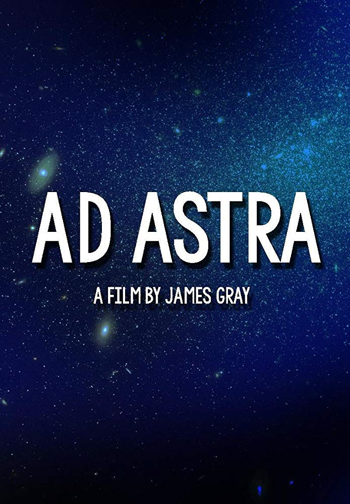 Ad Astra Poster