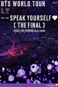 Poster of BTS WORLD TOUR