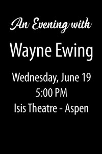 Poster of An Evening with Wayne Ewing