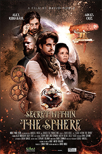 Secret Within the Sphere Poster