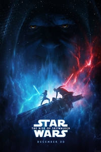 Opening Night Fan Event: Star Wars : The Rise of Skywalker Poster