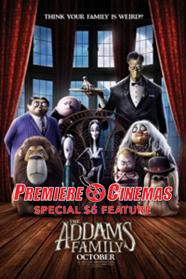 Poster for Addams Family (2019) *SPECIAL $5 FEATURE*