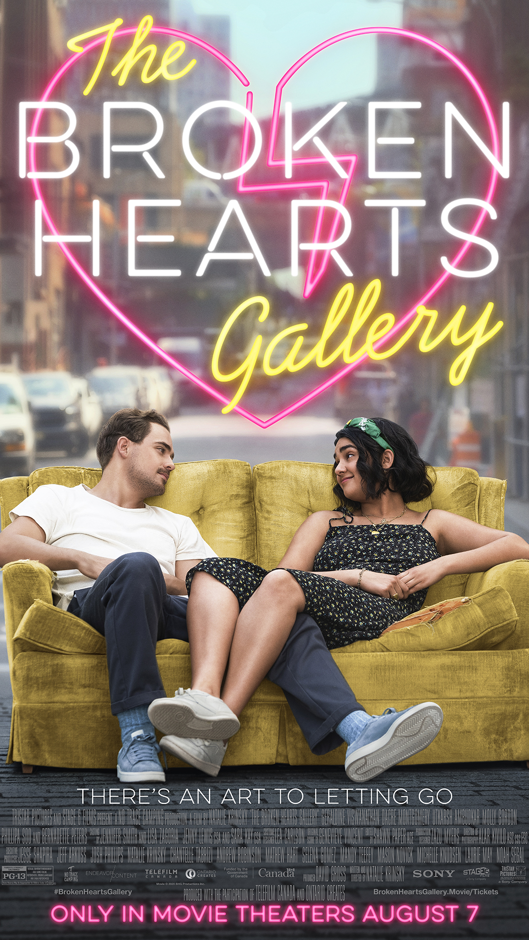 Poster of The Broken Hearts Gallery
