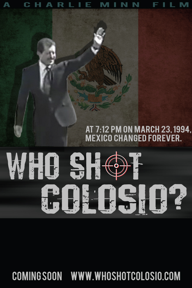Poster of Who Shot Colosio?