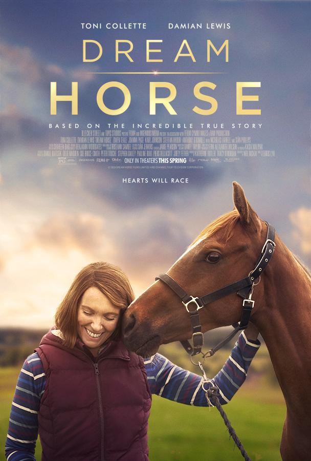 Poster for Dream Horse
