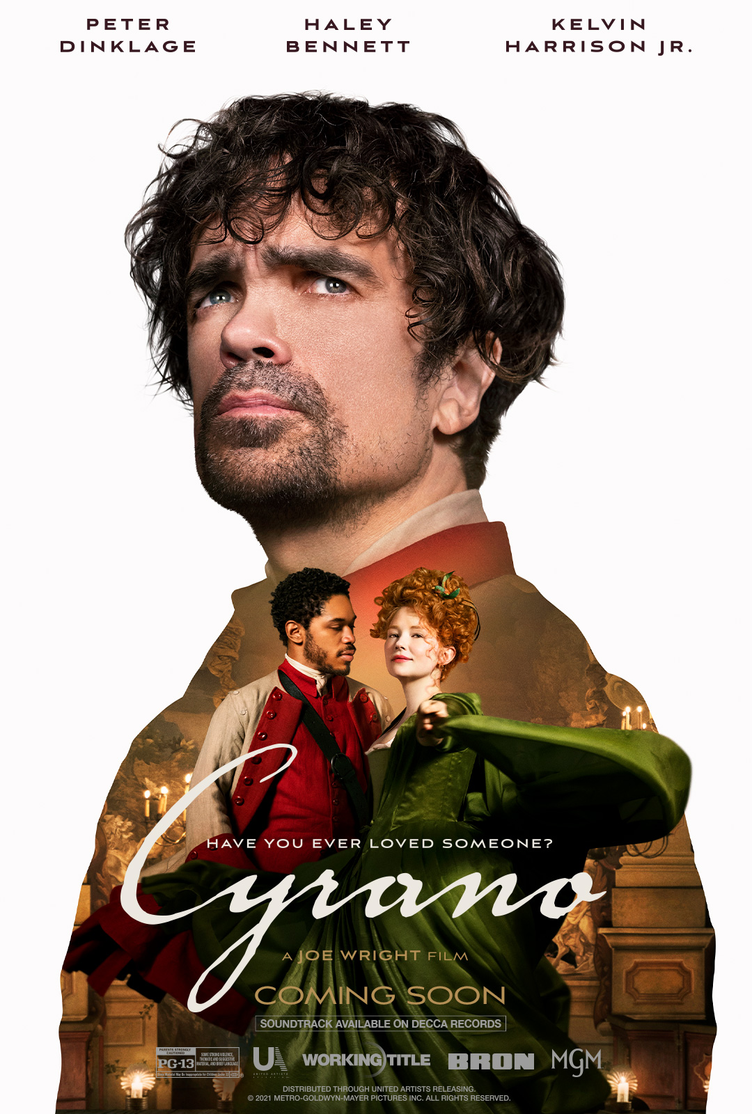 Poster for Cyrano