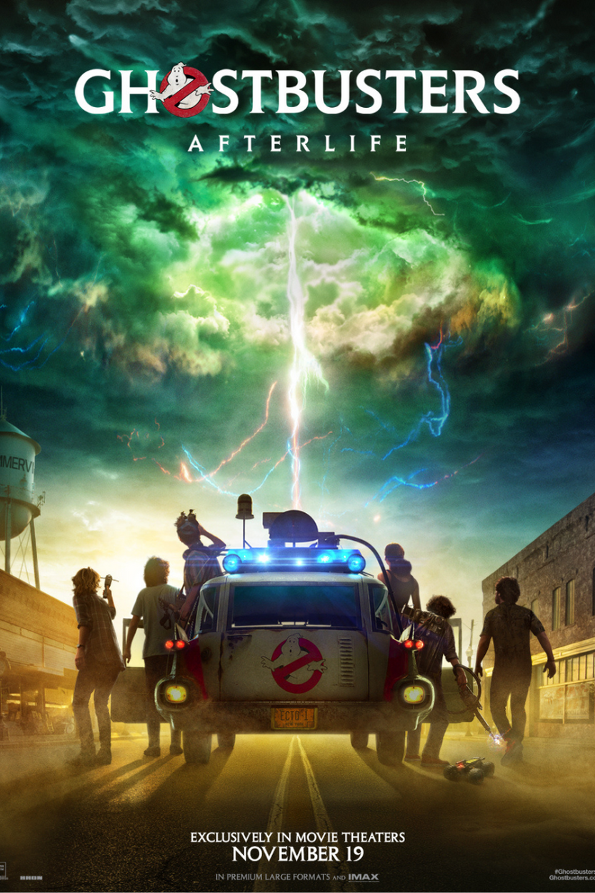 Poster for Ghostbusters: Afterlife