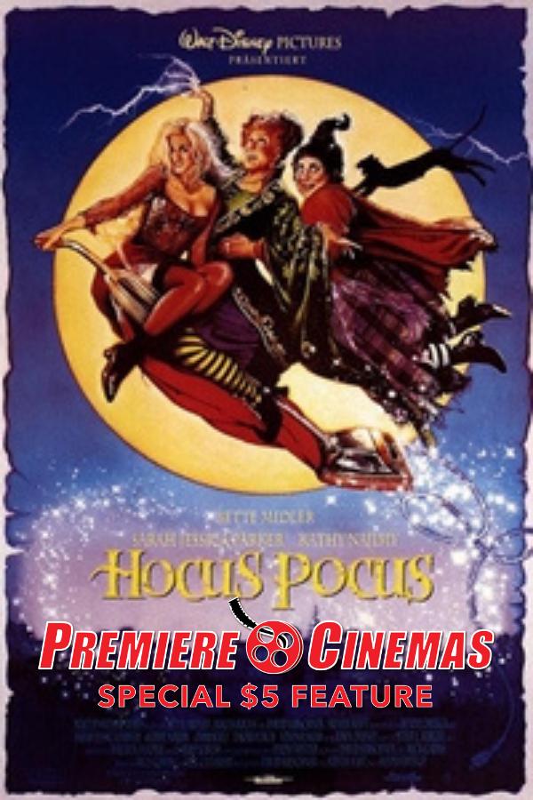 Poster of Hocus Pocus *SPECIAL $5 FEATURE*