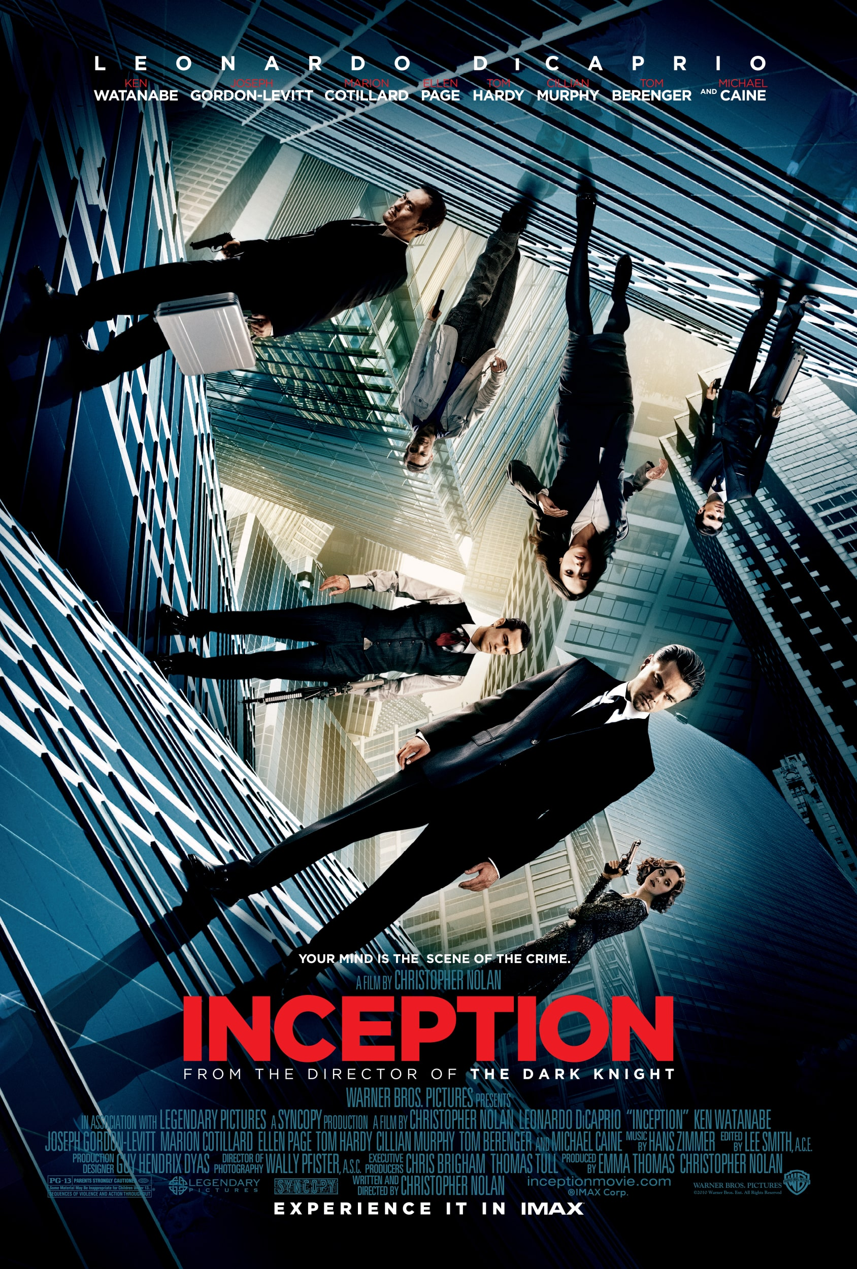 Poster of Inception: The IMAX Experience * SPEC...