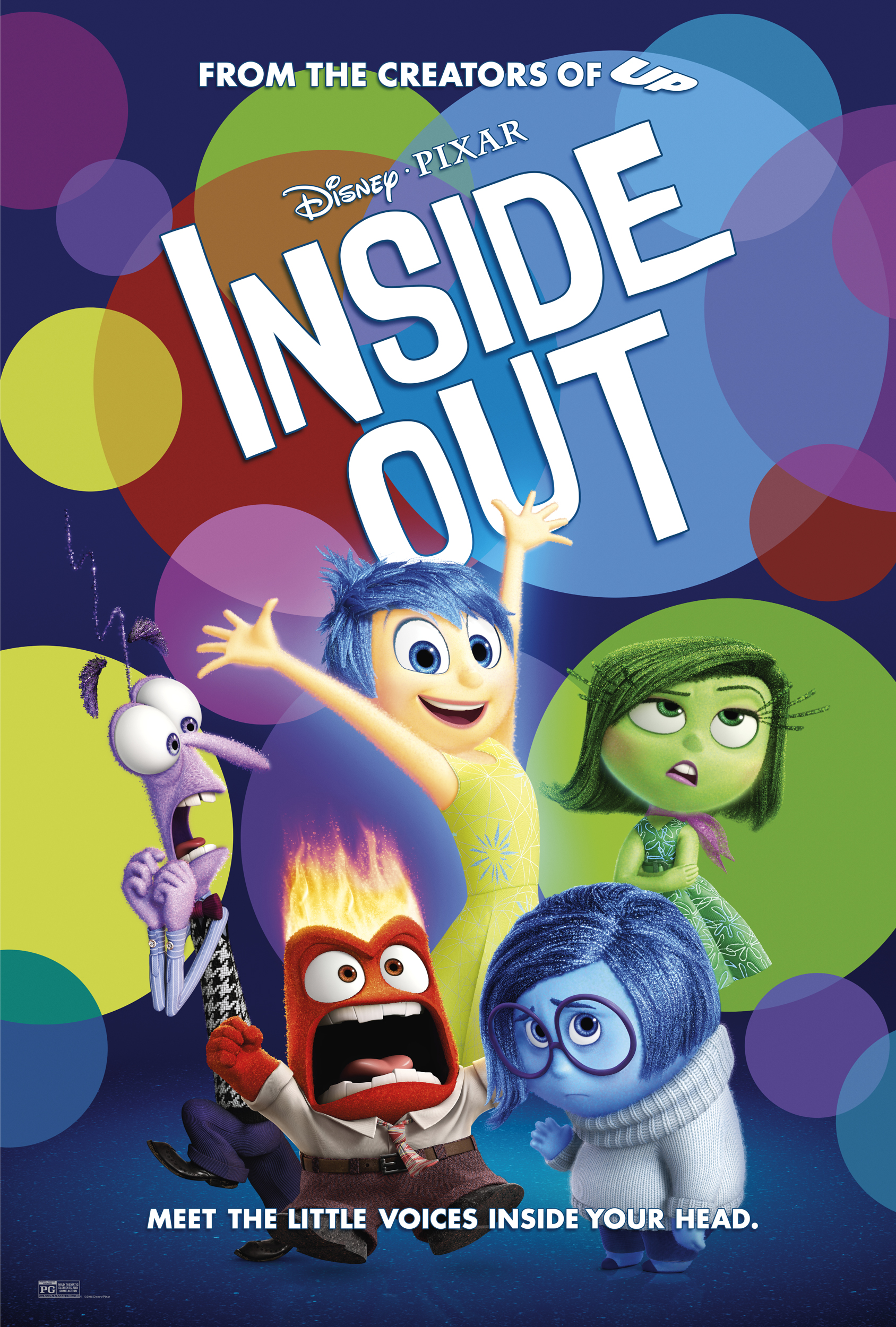 Poster of Inside Out  * SPECIAL $5 FEATURE * ON...