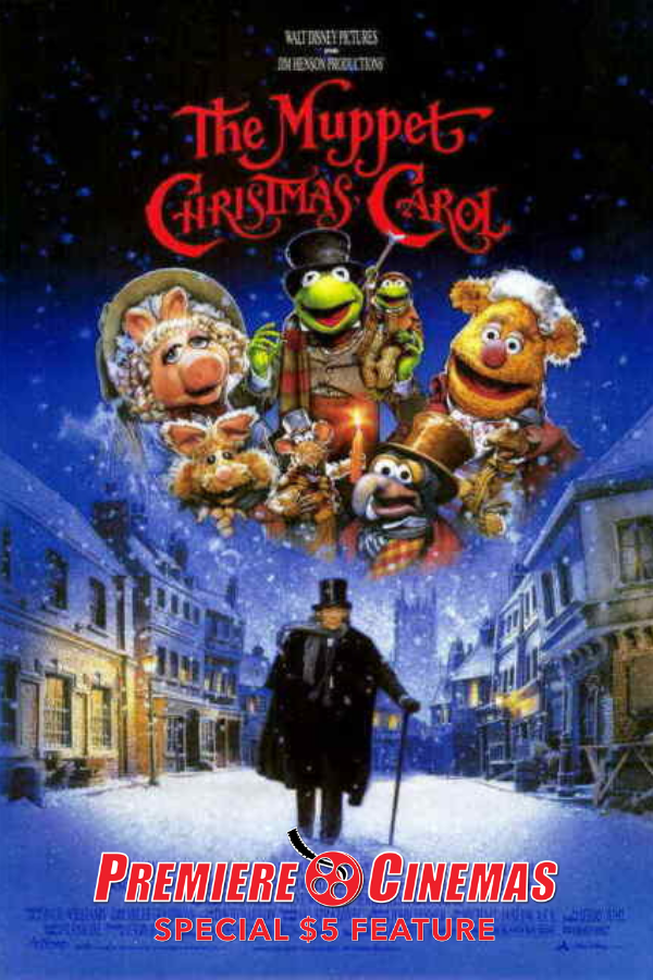 Poster of Muppet Christmas Carol * SPECIAL $5 F...