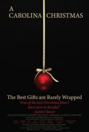 Poster for A Carolina Christmas