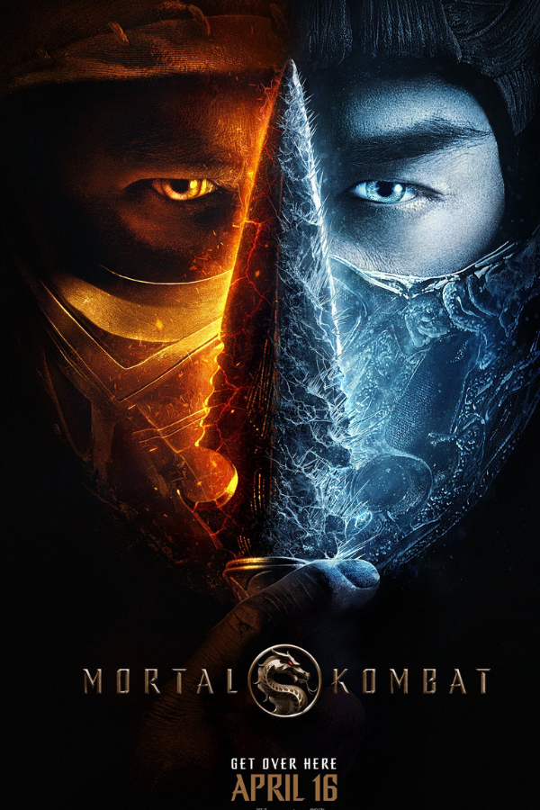 Poster of Mortal Kombat