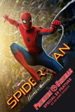 Poster of Spider-Man: Homecoming *SPECIAL $5 FE...