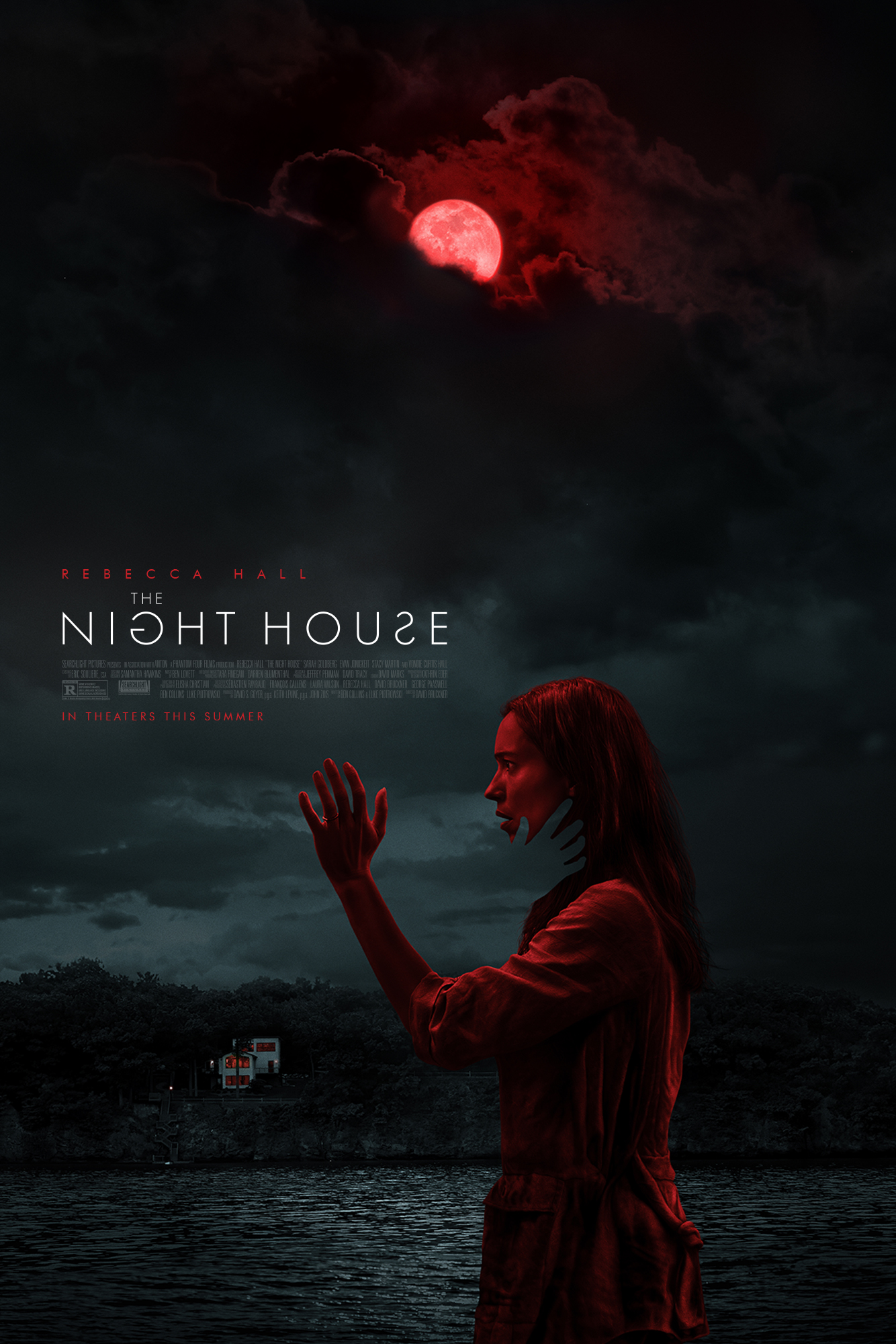 Poster for The Night House