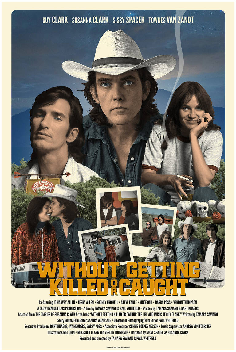 Poster of Without Getting Killed or Caught