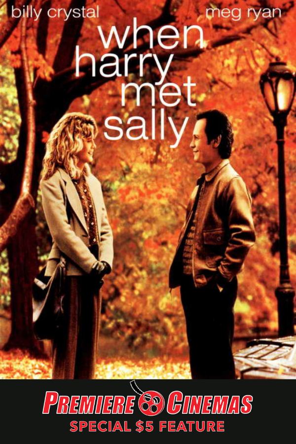 Poster for When Harry Met Sally * SPECIAL $5 FEATURE *