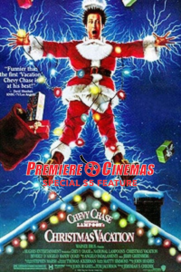 Poster for National Lampoon's Christmas Vacation * SPECIAL $5 FEATURE *