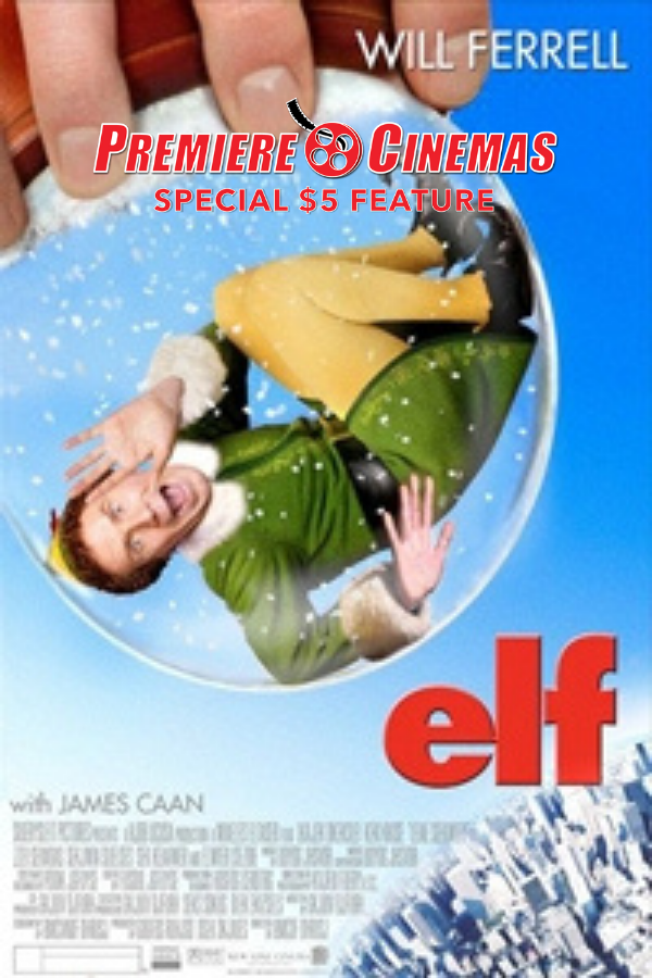 Poster of Elf * SPECIAL $5 FEATURE *