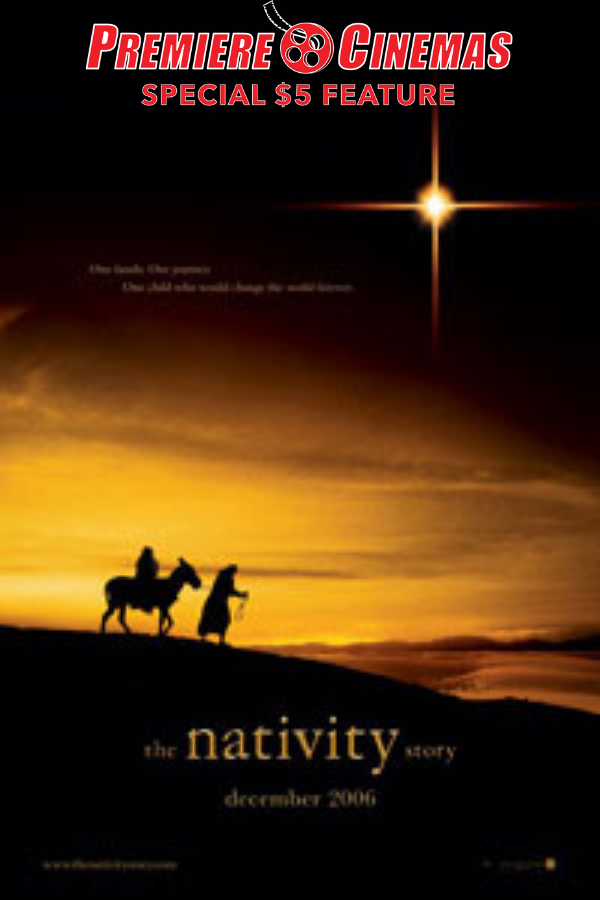 Poster for Nativity Story * SPECIAL $5 FEATURE *