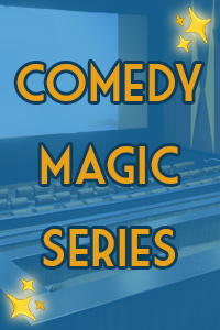 Comedy Magic Series Poster