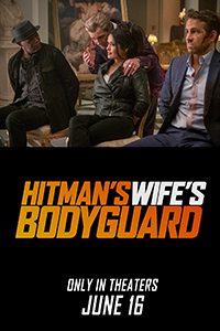 Poster of The Hitman's Wife's Bodyguard